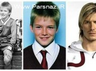 عکس های دیدنی از فوتبالیست های مشهور جهان در کودکی