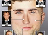 این خانم و آقا زیباترین چهره جهان را در سال 2012 داشتند