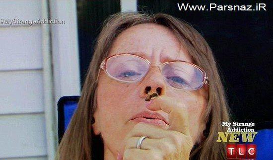 عجیب ترین زنان جهان (عکس)