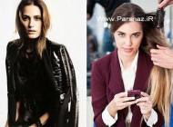 تعجب مردم از زیبایی بیش از اندازه این مدل ایرانی (عکس)
