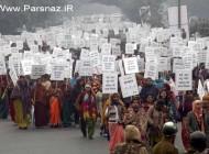 ناگفته هایی از ماجرای تجاوز وحشیانه به دختر هندی (عکس)