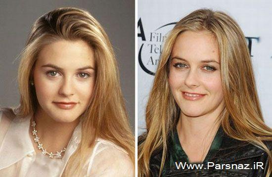 این زنان معروف با افزایش سن زیباتر می شوند (عکس)