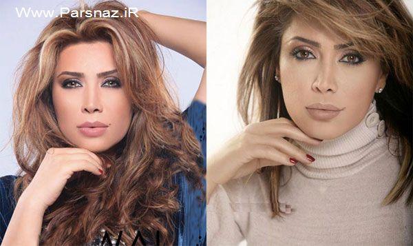 جدیدترین عکس های نوال الزغبی خواننده زیبای لبنانی