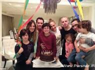 جنیفر لوپز در جشن تولد پسر شوهر سابقش! (عکس)