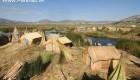 عکس هایی از زندگی در روستای بسیار زیبا و شناور