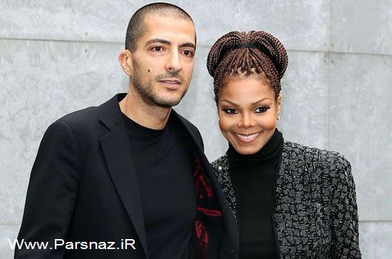 ازدواج خواهر مایکل جکسون و تاجر قطری! (عکس)