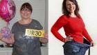 انگیزه جالب این خانم 30 ساله برای کاهش وزن (عکس)