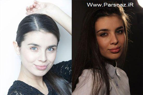 آشنایی با زیباترین دختر روسیه در سال 2019 (عکس)