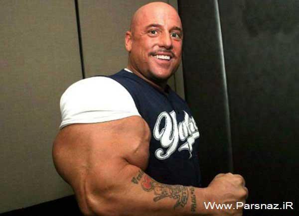 بزرگترین بازوهای دنیا