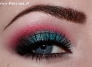عکس هایی از جدیدترین مدل های آرایش چشم و ابرو