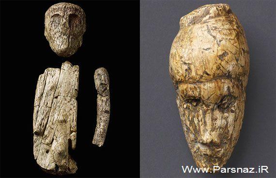 اولین تصویر حکاکی شده یک زن مربوط به 26 هزار سال قبل