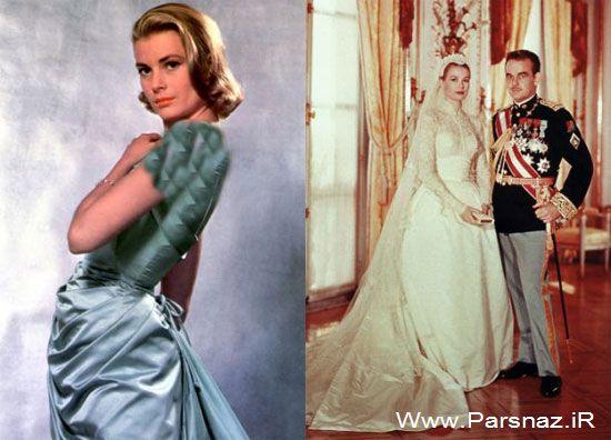 عاقبت ازدواج گریس کلی یکی از زیباترین زنان جهان (عکس)