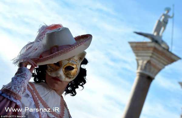 عکس هایی از جشنی جالب مخصوص زنان در کشور ایتالیا