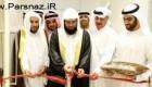 افتتاح بلندترین مسجد دنیا در شهر دبی