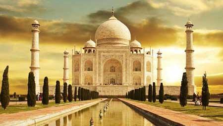 جاذبه های گردشگری کشور هند (عکس)