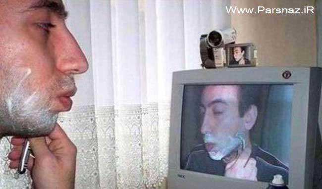 عکس های خنده دار از خلاقیت های بامزه و جالب