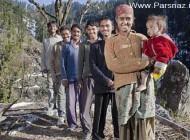 در این روستا خانم ها حداقل سه شوهر دارند (عکس)