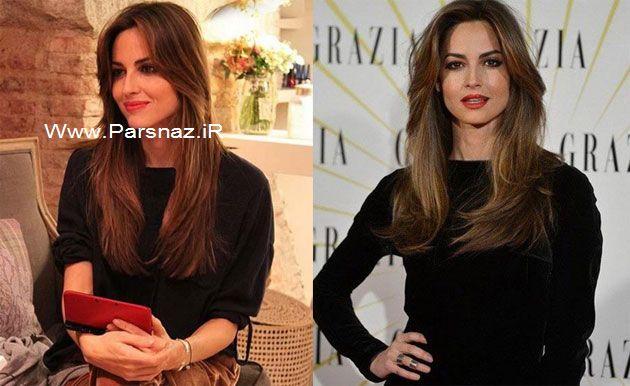 جذاب ترین و زیباترین دختر سال اروپا و اسپانیا (عکس)