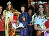 مراسم انتخاب دختر مانکن دوشیزه سال (عکس)