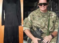 برخورد جالب کارکنان یک خط هوایی با افسر زن ارتش بریتانیا