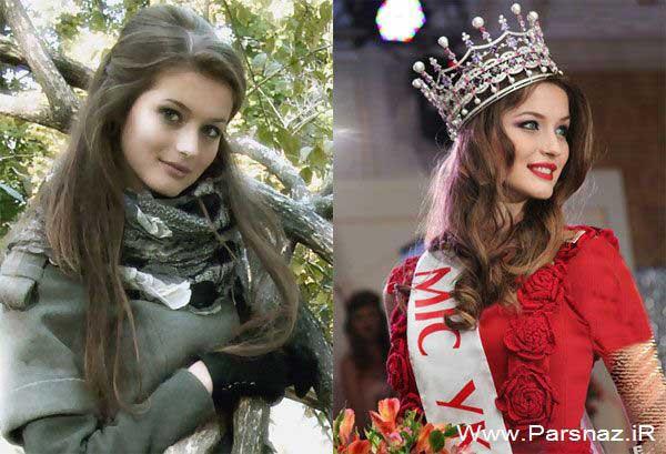 انتخاب دختر زیبا و شایسته اوکراین در سال 2013 (عکس)