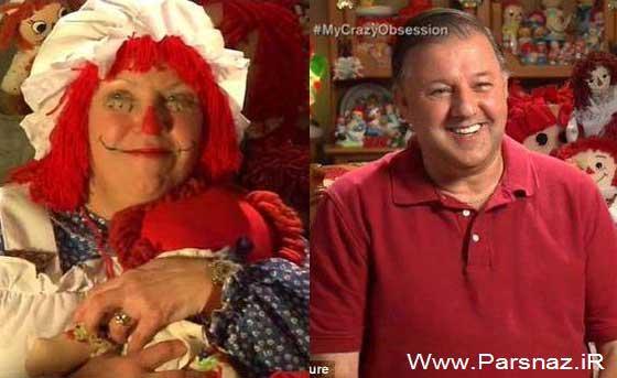 اعتیاد عجیب و بچگانه این خانم 58 ساله (عکس)