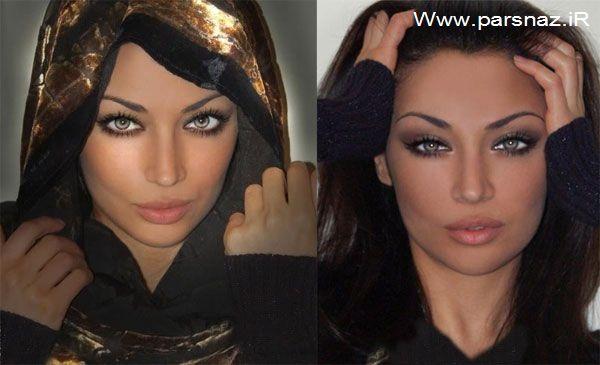 درباره زندگی شقایق ثامن بازیگر زیبای ایرانی در هالیوود