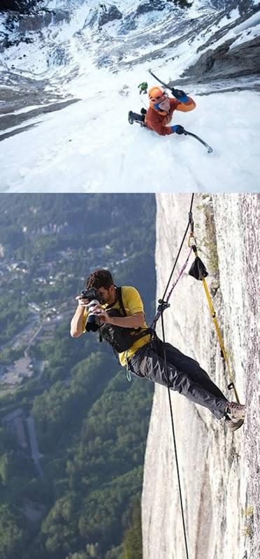 ده عکاس شجاع و نترس در جهان (عکس)