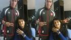 رودست زدن جالب علی کریمی به این دختر استقلالی (عکس)