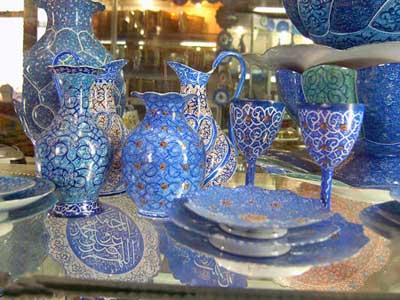 عکس هایی از جاذبه های گردشگری و دیدنی شهر اصفهان