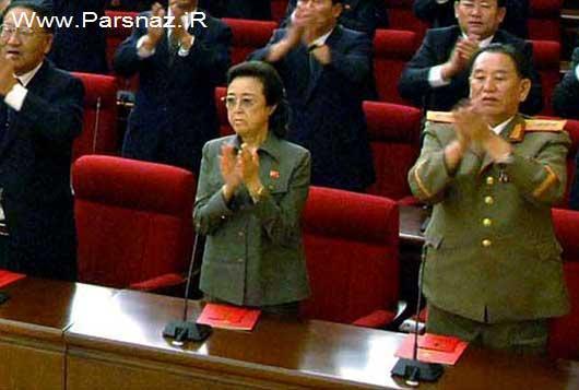 آیا قدرت واقعی در کره شمالی در دستان این خانم است؟