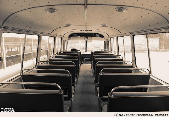 گزارش تصویری از اتوبوس های دودی تا اتوبوس های BRT