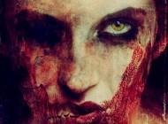 تصاویری از نقاشی های ترسناک..(18-)