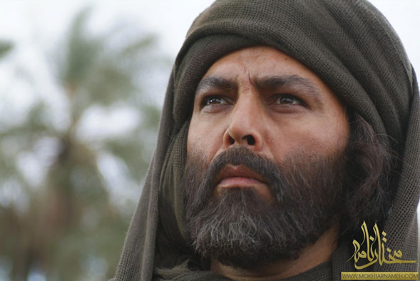 نمایش پست :عکس های فریبرز عرب نیا در سریال مختار نامه..!