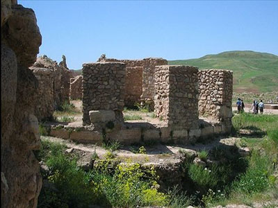 کوهی در ایران که سلیمان جن ها را در آن زندانی می کرد..!