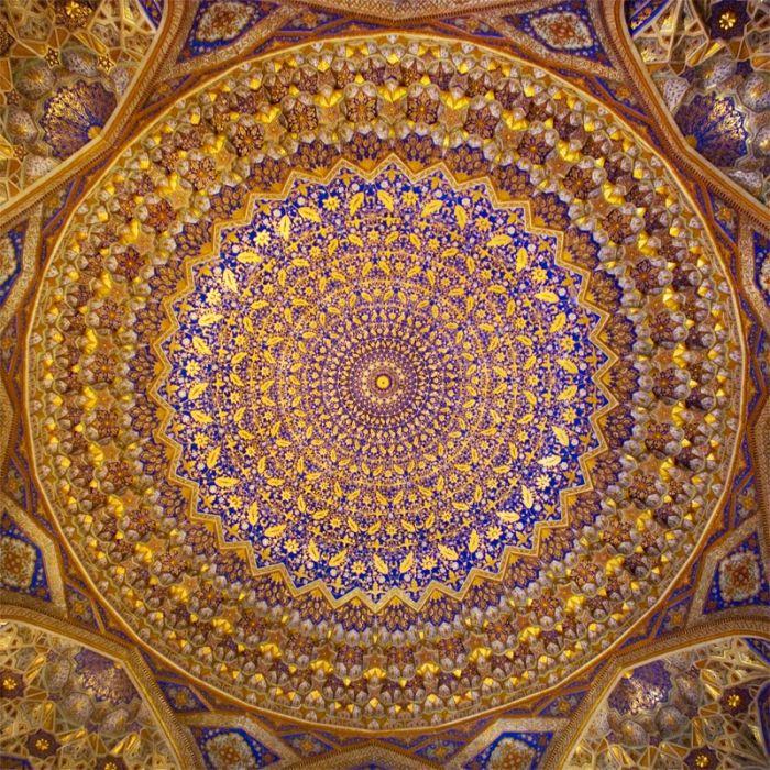 عکس های دیدنی از بناهای تاریخی ایران..!