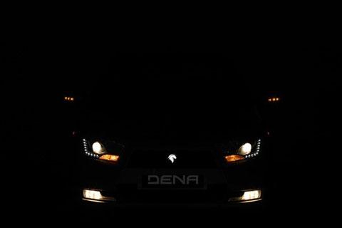 عکس های رونمایی از خودرو دنا..!