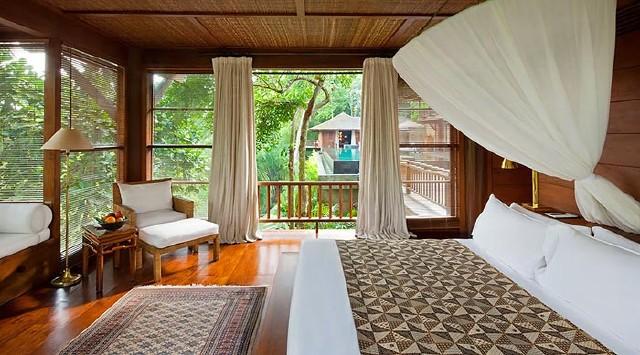 عکسهایی از هتلی رویایی با امکانات مدرن..!