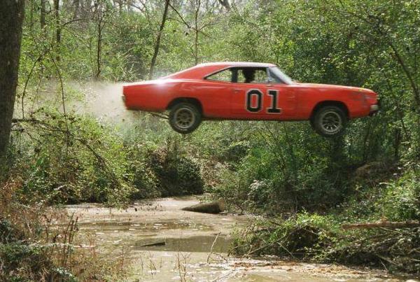 تصاویری جالب از پرش ماشین ها..!