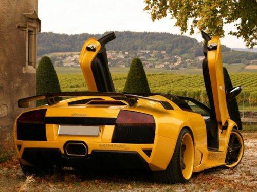 تصاویری از ماشین های مدرن و اسپورت..!