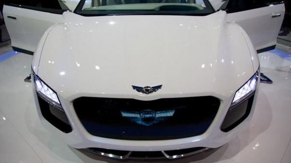 تصاویری از نمایشگاه بینالمللی ماشین استرالیا ..!