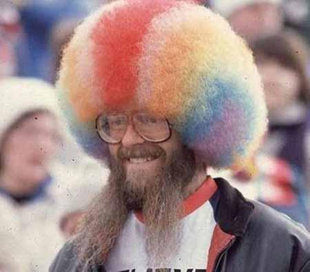 مجموعه ای تصاویری از جالب ترین مدل مو های جهان.عکس هایی از مدل موهای عجیب و غریب و خنده دار