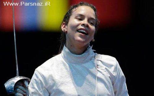 یک مانکن معروف وزیر ورزش ونزوئلا شد (عکس)
