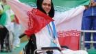 زهرا نعمتی بانوی نامزد جایزه sport accord شد (عکس)