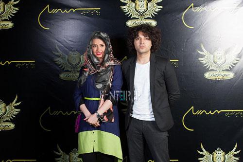 عکس های جدید بازیگران معروف و همسرانشان