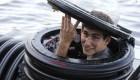 اختراع زیر دریایی توسط دانش آموز نابغه! (عکس)