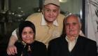 اکبر عبدی مرد هزار چهره سینمای ایران و پدر و مادرش