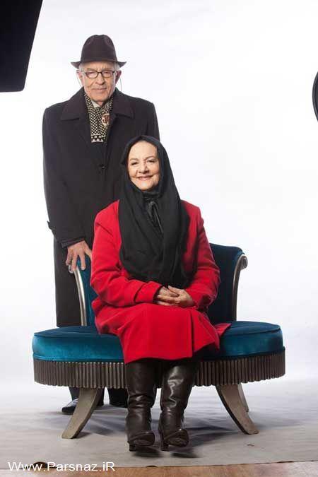 زندگی جالب بهرام رادان از زبان پدر و مادرش (عکس)