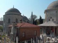 مکان آرامگاه خرم سلطان در کشور ترکیه (عکس)
