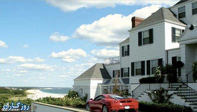 عمارت جدید تیلور سویفت خواننده زیبا (عکس)